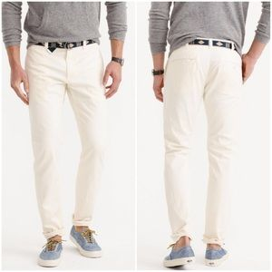 J. Crew 484 Fit Sun Faded Chinos Size 34 / 32